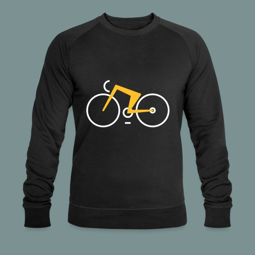 Bikes against cancer - Økologisk Stanley & Stella sweatshirt til herrer