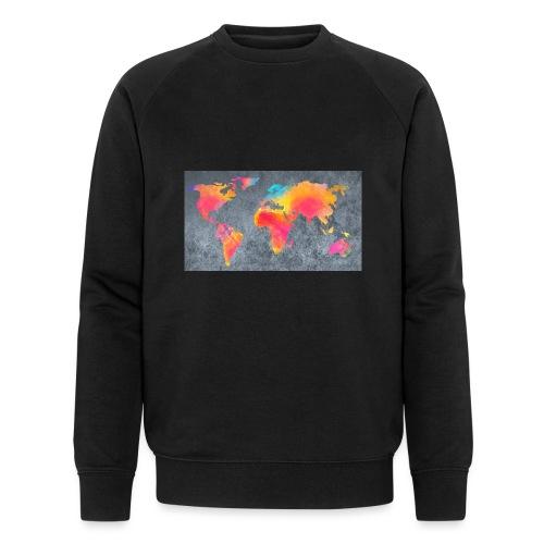 World 3 - Männer Bio-Sweatshirt von Stanley & Stella