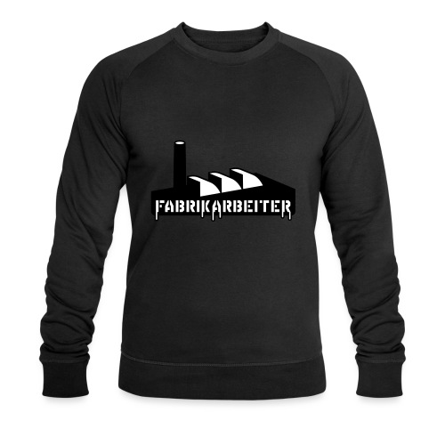 Fabrikarbeiter - Männer Bio-Sweatshirt von Stanley & Stella