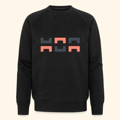 Angry elephant - Men's Organic Sweatshirt by Stanley & Stella
