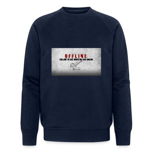 Offline V1 - Men's Organic Sweatshirt by Stanley & Stella