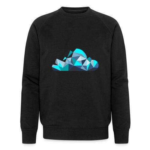 'CLOUD' Mens T-Shirt - Men's Organic Sweatshirt by Stanley & Stella