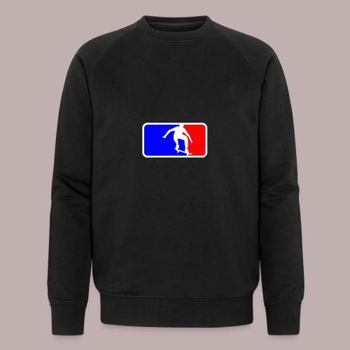 Skate league - Männer Bio-Sweatshirt von Stanley & Stella