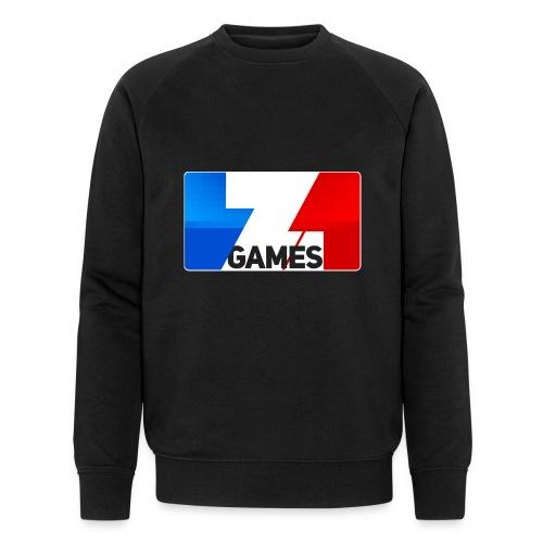 9815 2CZoominGames so MLG - Men's Organic Sweatshirt