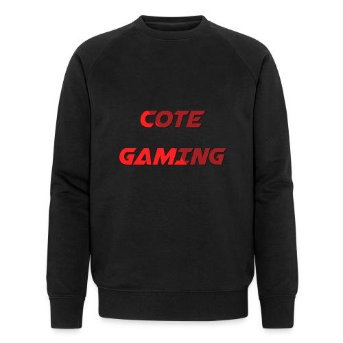 Cote Sweater Rode Letters - Men's Organic Sweatshirt by Stanley & Stella
