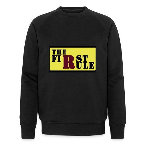 First Rule No Rule - Männer Bio-Sweatshirt von Stanley & Stella