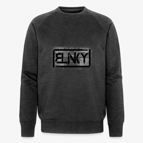Blinky Compact Logo - Men's Organic Sweatshirt by Stanley & Stella
