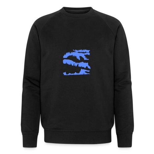 Blue_Sample.png - Männer Bio-Sweatshirt von Stanley & Stella
