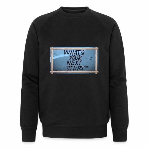NEXT STEP - Männer Bio-Sweatshirt von Stanley & Stella
