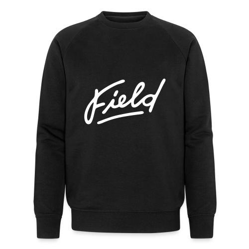 Field Interactive Logo - Männer Bio-Sweatshirt von Stanley & Stella