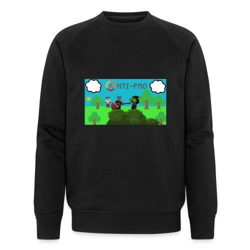 Maglietta Immagine Mario Anti-Pro - Felpa ecologica da uomo di Stanley & Stella