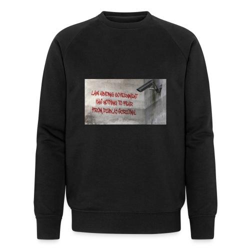 Nothing to Fear - Men's Organic Sweatshirt