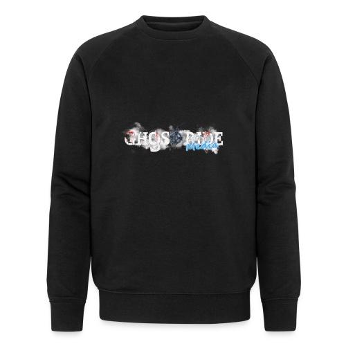 GhostRide Media LOGO 2019 - Ekologisk sweatshirt herr från Stanley & Stella