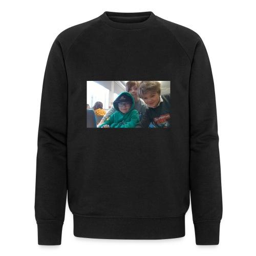 hihi - Ekologisk sweatshirt herr från Stanley & Stella