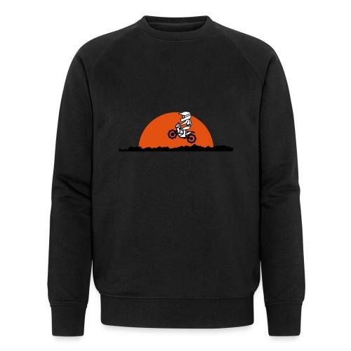 Paris Dakar - Männer Bio-Sweatshirt