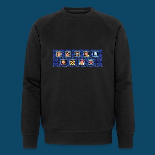 Benzaie LIVE - MUG - Sweat-shirt bio Stanley & Stella Homme
