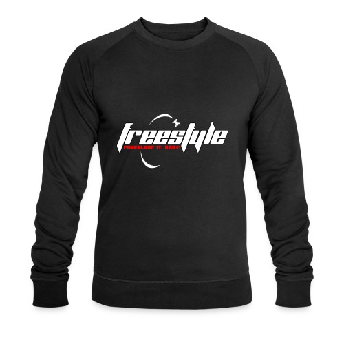 Freestyle - Powerlooping, baby! - Men's Organic Sweatshirt