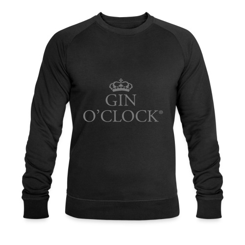 Gin O'Clock - Men's Organic Sweatshirt by Stanley & Stella