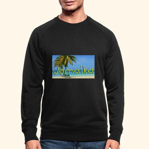 JAMAIKA - Männer Bio-Sweatshirt