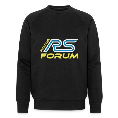 logo focus rs forum shirt cmyk - Männer Bio-Sweatshirt von Stanley & Stella