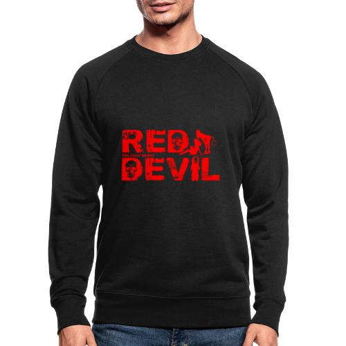 BELGIAN-RED-DEVIL - Sweat-shirt bio