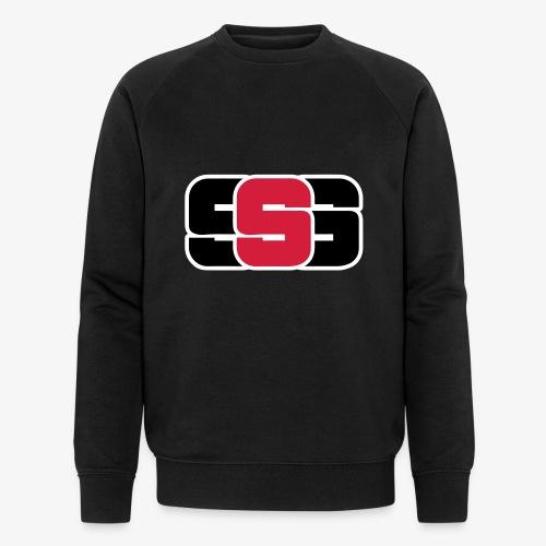 Stark ljudlösning - Ekologisk sweatshirt herr från Stanley & Stella
