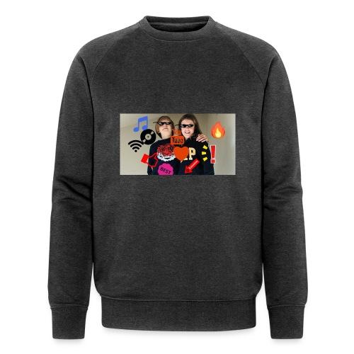 Coolrockskingen och Jojo - Ekologisk sweatshirt herr från Stanley & Stella