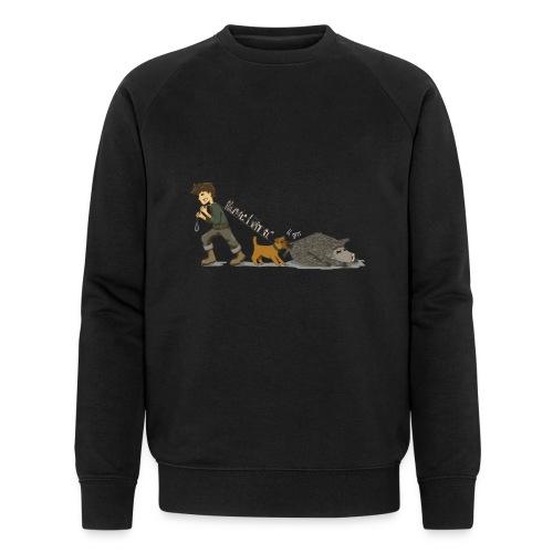 Hundeführer - Männer Bio-Sweatshirt von Stanley & Stella
