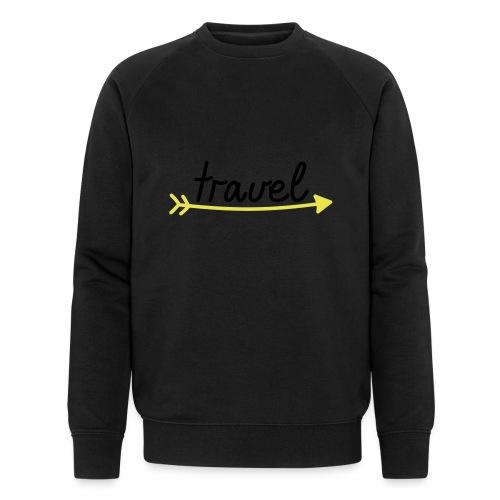 Travel - Männer Bio-Sweatshirt von Stanley & Stella