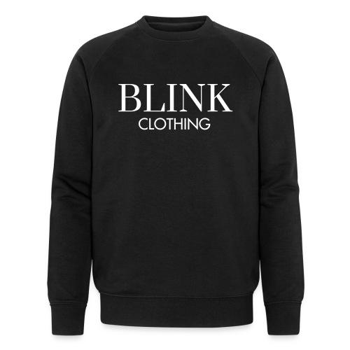 Blink TEKST - Mannen bio sweatshirt van Stanley & Stella