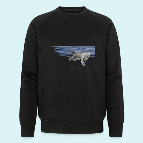 Polar-Blues-SpSh - Men's Organic Sweatshirt