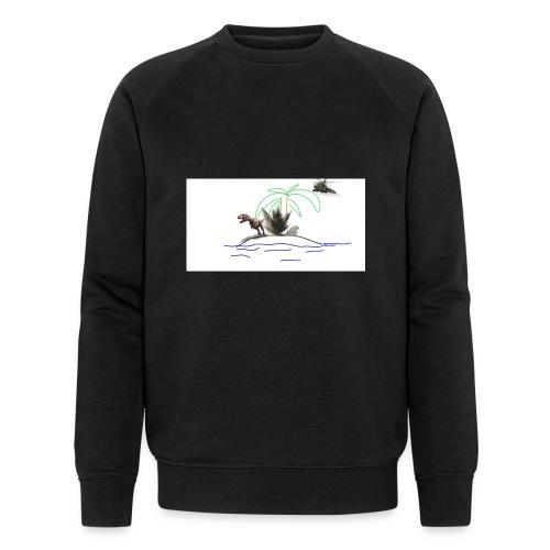 dino - Sudadera ecológica hombre