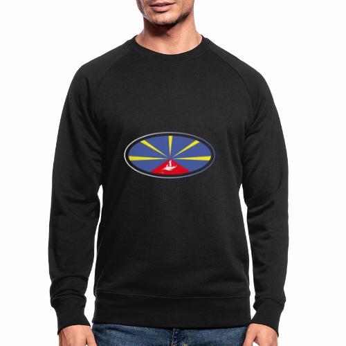 Paddle Reunion Flag - Sweat-shirt bio