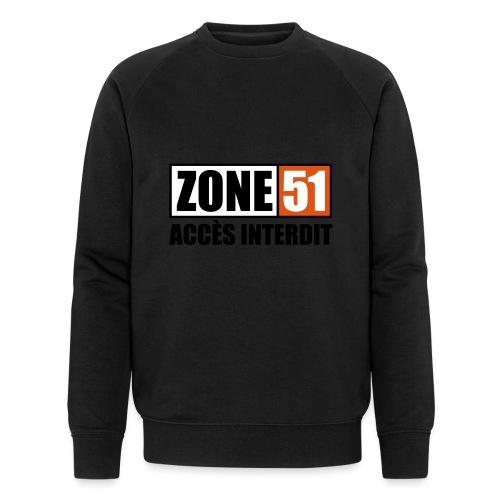 ZONE 51 - Sweat-shirt bio Stanley & Stella Homme