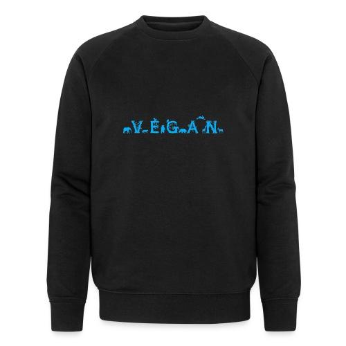 Vegan - Tiere - Männer Bio-Sweatshirt von Stanley & Stella