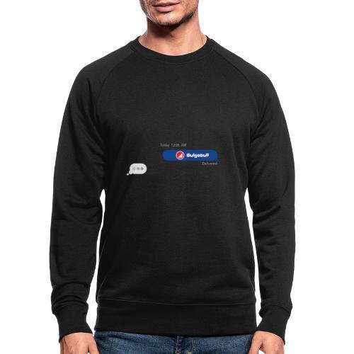 BULGEBULL TEXT - Men's Organic Sweatshirt