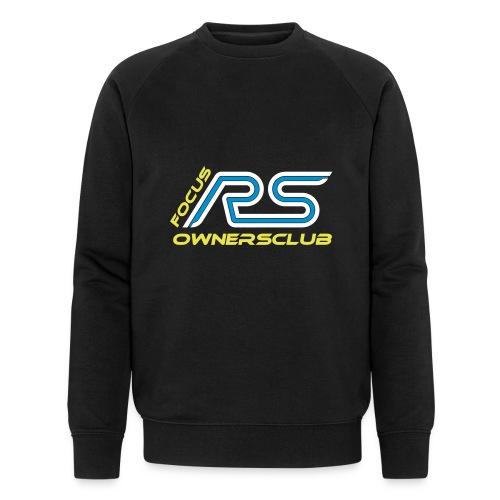 logo focus rs ownersclub shirt cmyk - Männer Bio-Sweatshirt von Stanley & Stella