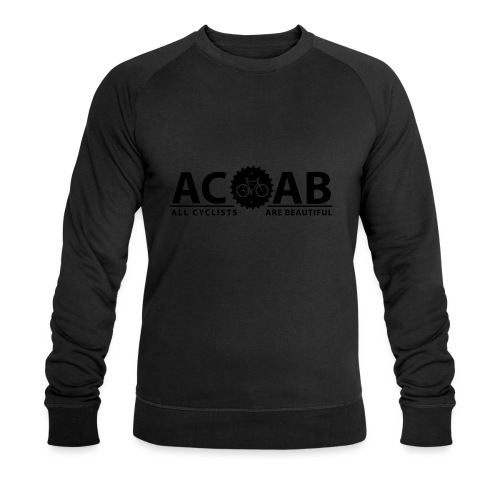 ACAB All Cyclists Are Beautiful T-Shirts - Männer Bio-Sweatshirt von Stanley & Stella