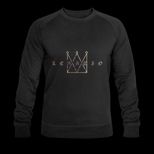 Legatio Paper - Men's Organic Sweatshirt by Stanley & Stella