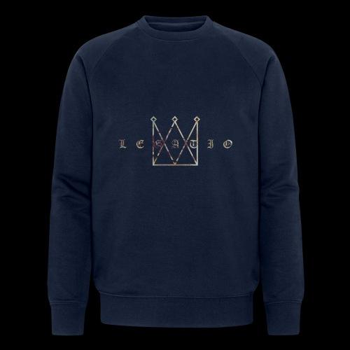 Legatio Paper - Men's Organic Sweatshirt by Stanley & Stella