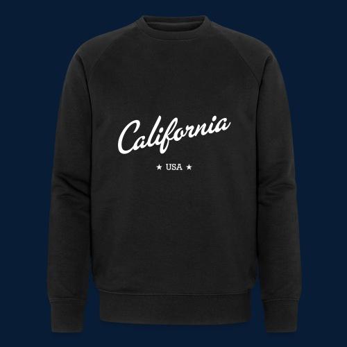 California - Männer Bio-Sweatshirt von Stanley & Stella