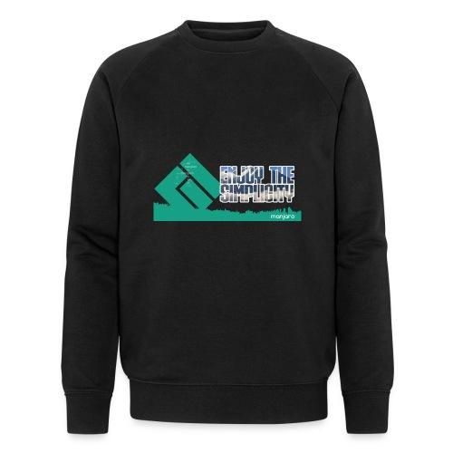 Manjaro CLT19 - Men's Organic Sweatshirt by Stanley & Stella