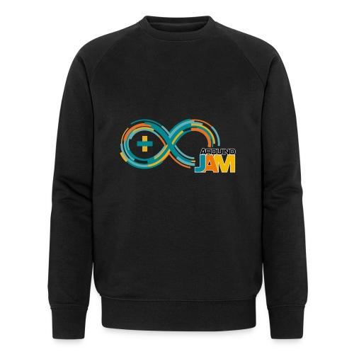 T-shirt Arduino-Jam logo - Men's Organic Sweatshirt by Stanley & Stella