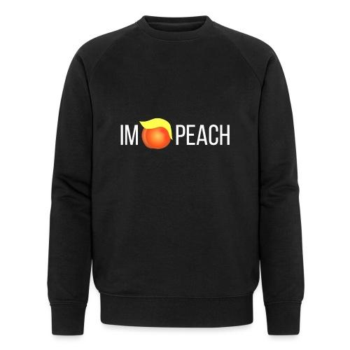 IMPEACH / Light Unisex Hoodie Sweat - Men's Organic Sweatshirt by Stanley & Stella
