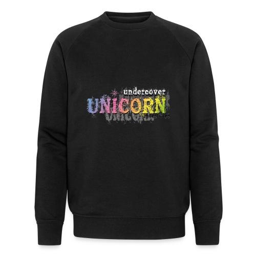 Undercover Unicorn - Sweat-shirt bio Stanley & Stella Homme