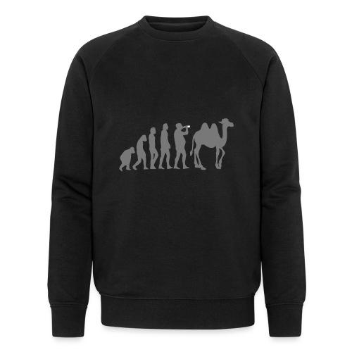 evolution_chameau2 - Sweat-shirt bio Stanley & Stella Homme