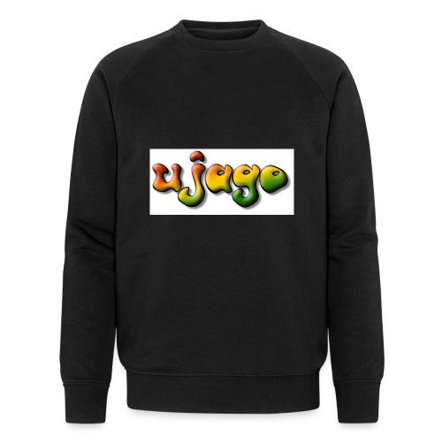 ujago farbig - Männer Bio-Sweatshirt