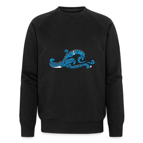 EZS T shirt 2013 Front - Mannen bio sweatshirt