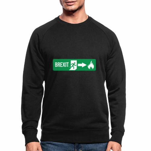 Fire Brexit - Men's Organic Sweatshirt