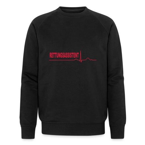 Rettungsassistent - Männer Bio-Sweatshirt von Stanley & Stella